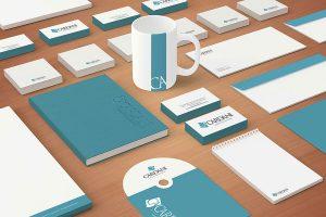 Brand identity e immagine coordinata
